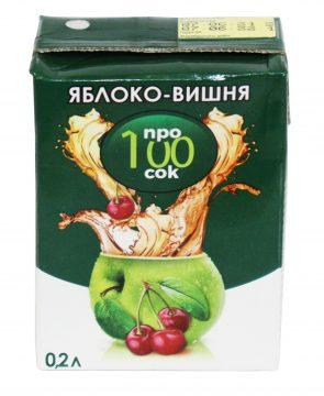 slide_Яблоко-вишня 0,2 литра